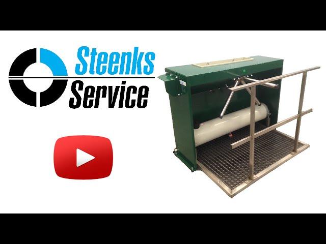 YouTube video   Ontsmetstraat / Desinfectiepoort
