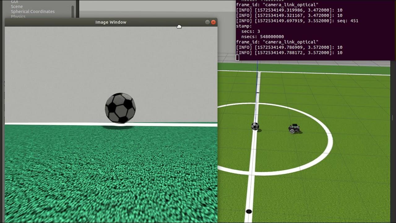Jetbot soccer test2
