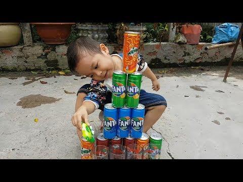 Trò Chơi Bé Ken Lưỡi Xanh Lưỡi Đỏ  ❤ ChiChi ToysReview TV ❤ Đồ Chơi Trẻ Em Baby Doli Bài Hát Vần Thơ