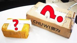 2 БОЛЬШИЕ посылки из Китая! Ноутбук за 150$$$! + КОНКУРС на ноутбук за 200$
