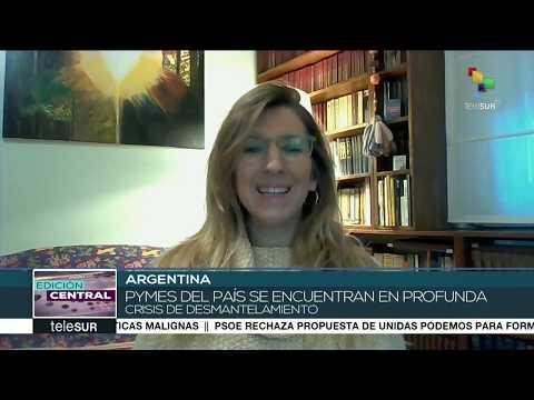 Argentina: desconfianza de mercados locales desestabiliza al país