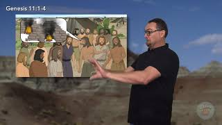 Genesis 10:1, 6, 8-10; 11:1-9 – Passage w Intro