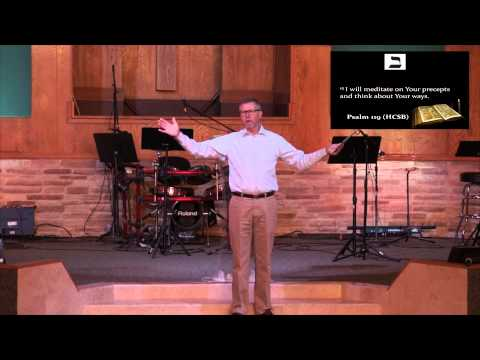 Sundays Sermon - May 31st 2015 - King David and Class of 2015