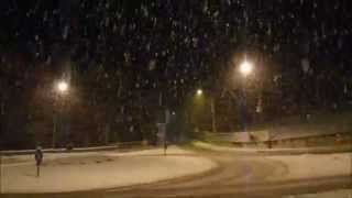preview picture of video 'Neve Valganna (Varese) 21 Gennaio 2015'