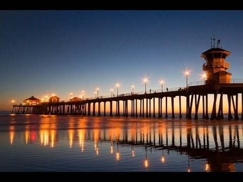 Video TOP 10. Best Tourist Attractions in Huntington Beach, California