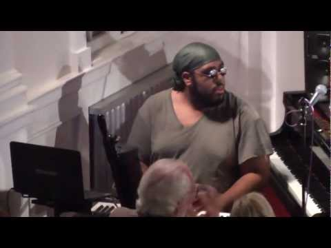 Tribute to Stevie Wonder - Sir Duke - Jazz Vespers Quartet with Nioshi Jackson