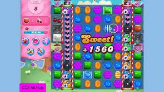Candy Crush Saga Level 3336 2nd version