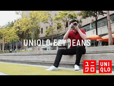 UNIQLO's MOST COMFORTABLE JEANS in the WORLD! | Maqui Castelo