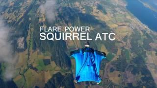 Some ATC flares autumn 2017