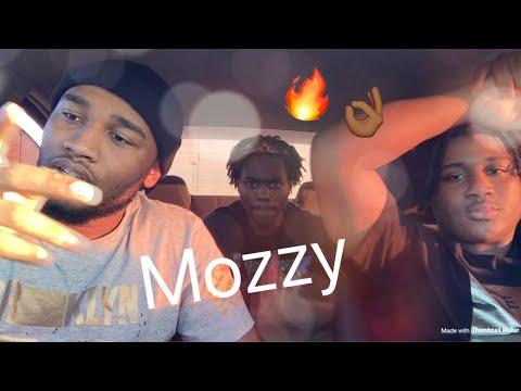 Mozzy - Bladadah REACTION!!