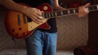 Arctic Monkeys - Dance Little Liar (Guitar cover & live solo)