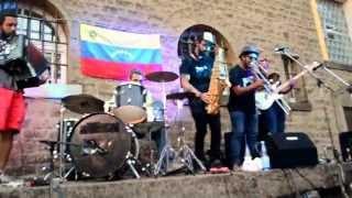 Gypsy Ska Orquestra beim Jungbusch-Kultursommer präsentiert von Kulturbrücken