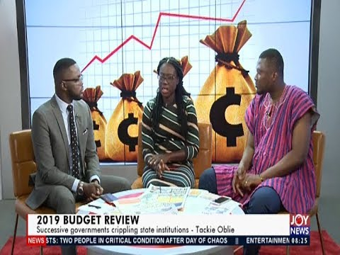 2019 Budget Review - AM Talk on JoyNews (12-11-19)