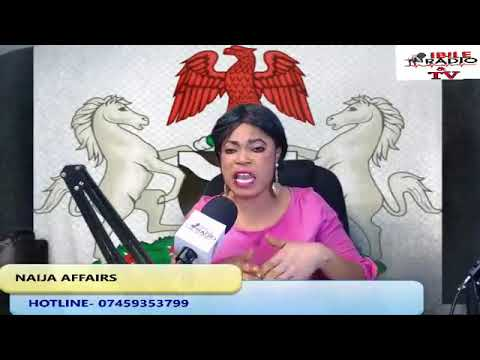 NAIJA AFFAIRS WITH IYABADAN AUTHENTIC
