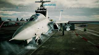 TWO PRONGED STRATEGY OP ACE COMBAT 7 SKIES UNKNOWN