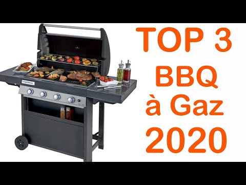 TOP 3 : Meilleur Barbecue à Gaz 2020