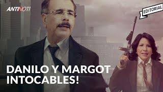 Danilo y Margarita Se Juramentan En Parlacen | Editorial Antinoti