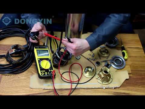 Разборка и ремонт вихревого насоса. Скважинный насос вихревого типа Aquatica (DONGYIN) 777312
