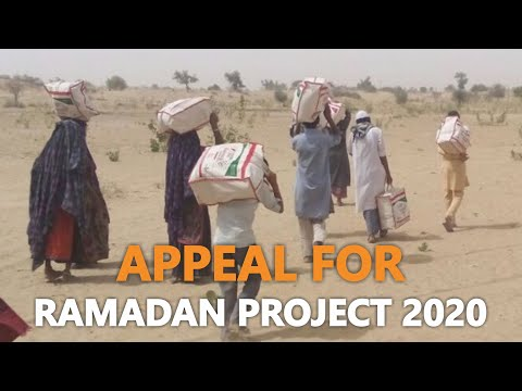 Appeal for Ramadan Project 2020