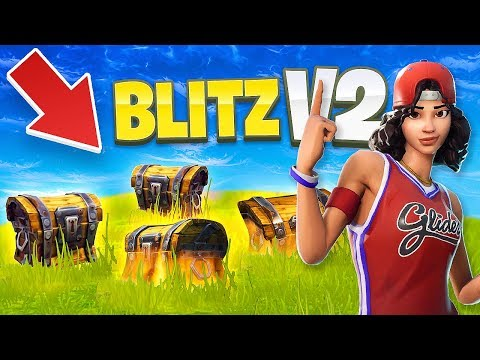 New Fortnite Update *Solo Blitz Showdown Game Mode* - Win 20,000 V-Bucks! (Fortnite Battle Royale)