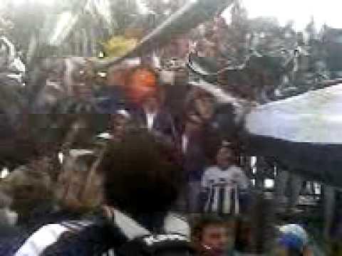 """""""hinchada de chaco for ever alentando sin parar part 1 .3gp"""" Barra: Los Negritos • Club: Chaco For Ever"""