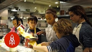 Sowing Seeds of Sustainability With Kid Chefs