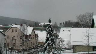 preview picture of video 'Schnellzug-Dampflok 01 1533-7 in Schirgiswalde'