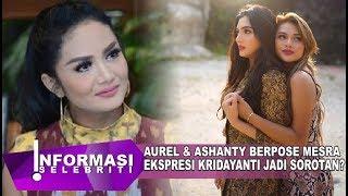 Video Tak Mau Kalah? Aurel & Ashanty Berfoto Mesra | Krisdayanti Malah Lakukan Ini MP3, 3GP, MP4, WEBM, AVI, FLV September 2019