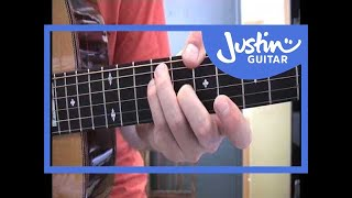 Blowers Daughter - Damien Rice (Songs Guitar Lesson ST-618) How to play