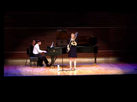 Paul Basler, Danzas y Canciones III. Amor que une con el amor grandísimo. Performed at my Graduate Recital in August 2015.