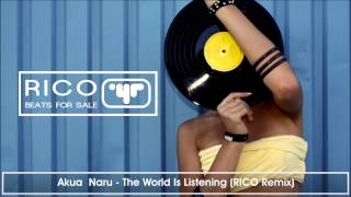 Akua Naru - The World Is Listening (RICO Remix)