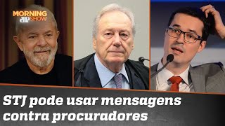 Defesa de Lula divulga áudio de Deltan