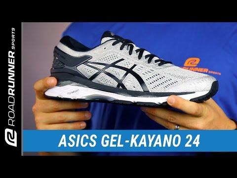 ASICS GEL-Kayano 24   Men's Fit Expert Review