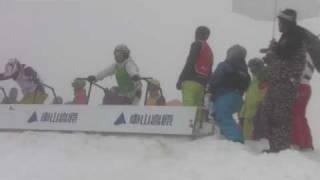 第28回全日本スノーボード選手権 一般男子 映像