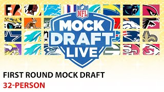 Colleen Wolfe, Daniel Jeremiah, and Bucky Brooks analyze NFL Media's 32-Person 2020 Mock Draft.  Subscribe to NFL: http://j.mp/1L0bVBu  Check out our other channels: Para más contenido de la NFL en Español, suscríbete a https://www.youtube.com/nflenespanol NFL Fantasy Football https://www.youtube.com/nflfantasyfootball NFL Vault http://www.youtube.com/nflvault NFL Network http://www.youtube.com/nflnetwork NFL Films http://www.youtube.com/nflfilms NFL Rush http://www.youtube.com/nflrush NFL Play Football https://www.youtube.com/playfootball NFL Podcasts https://www.youtube.com/nflpodcasts  #NFL #Football #AmericanFootball