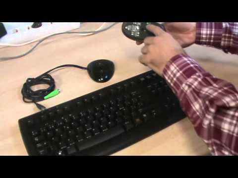 Configuración de los teclados inalámbricos