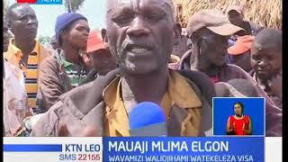 Wasiwasi wa usalama umetanda katika eneo la mlima Elgon baada ya watu 6 kuuawa