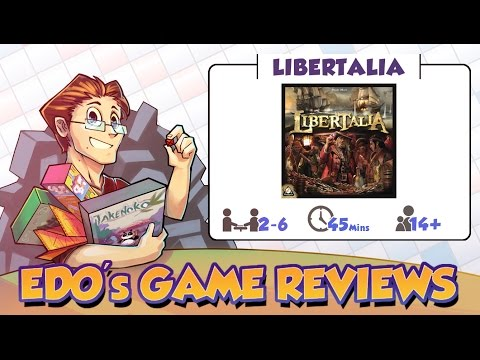 Edo's Libertalia Review