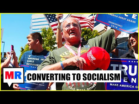How To Turn MAGA Heads Into Socialists