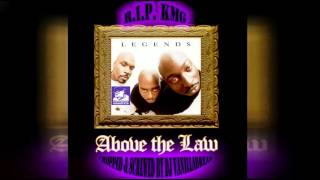 Above The Law - Sex Money & Music (Death Row Music) (Chopped & Screwed) by DJ Vanilladream