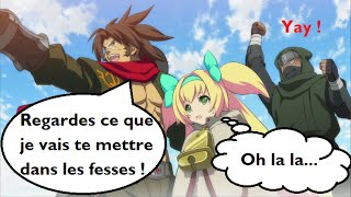[JACK] BLAZBLUE : CHRONO PHANTASMA (PS3) - Le Gang Bang Du Ninja (de Gozaru) [FR & HD]