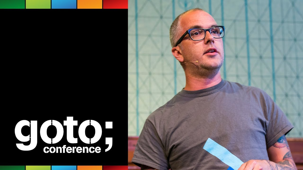 GOTO 2017 • Machine Learning with TensorFlow • Robert Saxby & Rokesh Jankie – #SelectedArticles