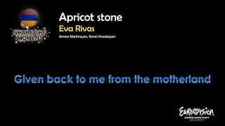 "Eva Rivas - ""Apricot Stone"" (Armenia)"