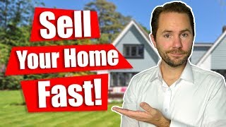 How To Sell Your House Fast (Under 5 Days!)🏡