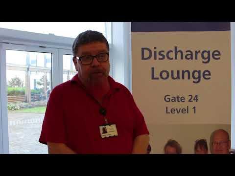 Meet Discharge Lounge Porter Martin