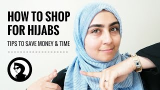 HOW TO SHOP FOR HIJABS - MUSKA JAHAN