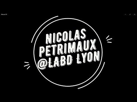 Vidéo de Nicolas Petrimaux
