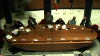 Convegno Caritas - Sen. Domenico Rosati