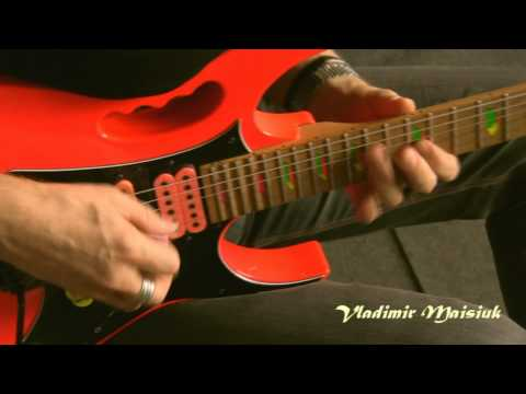 "Vladimir Maisiuk "" Pilgrim "" Guitar Idol 3 Final 100 Entry"