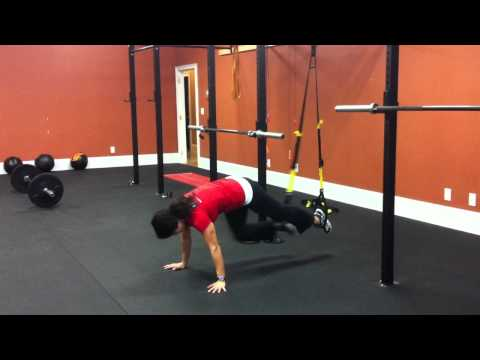 TRX Suspended Mountain Climber